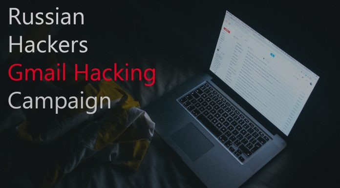 gmail hacking campaign